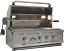Sole 30 Inch Luxury Natural Gas Grill With Lights And