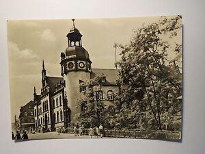 Glauchau - Hauptpostamt - 1966 - Post / AK