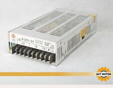 CNC Router ACT Single Output Power Supply 200W 24V