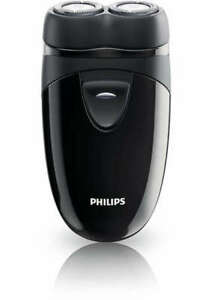 Philips-Cordless-Travel-Shaver-CloseCut-Electric-Men-Battery-Operated-PQ208