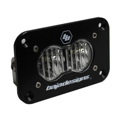 Baja Designs ATV S2 Sport LED Wide Cornering Light Flush Mount