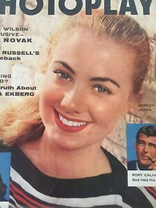Vintage-Collectible-Movie-Magazine-Shirley-Jones-Cover-March-1956