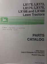 s l225 john deere lx176 lawn tractor ebay