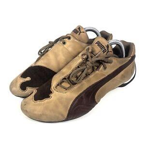 scarpe puma marrone