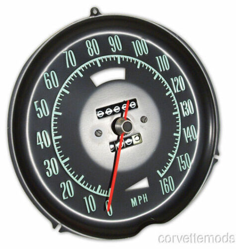 C3 Corvette 1968-1974 Speedometers