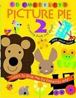 Picture Pie 2: Ed Emberley's Picture Pie 2 : A Drawing Book and Stencil Vol. 2 by Ed Emberley (1996, Paperback)