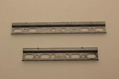 4 Aufhängeschiene Oberschrank Schrankaufhänger Wandschiene Schrankschiene