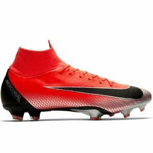 827923b29 Nike Mercurial Superfly 6 Pro CR7 FG Men Soccer Cleats Bright ...