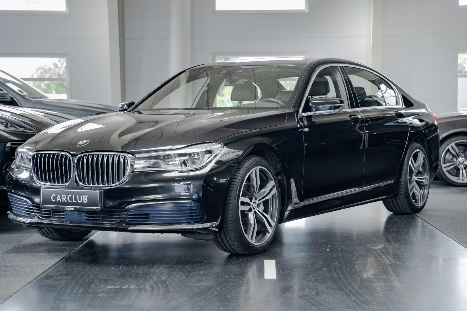 BMW 740i 3,0 aut. 4d