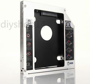 Generic 2nd Hard Drive HDD Caddy Adapter for Acer Aspire 5750 5750g