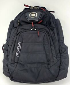 """OGIO Renegade RSS 17 Laptop Street City Backpack Black Holds Up to 17"""" Laptops"""