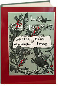 Old-Christmas-From-the-Sketchbook-of-Washington-Irving-Hardcover