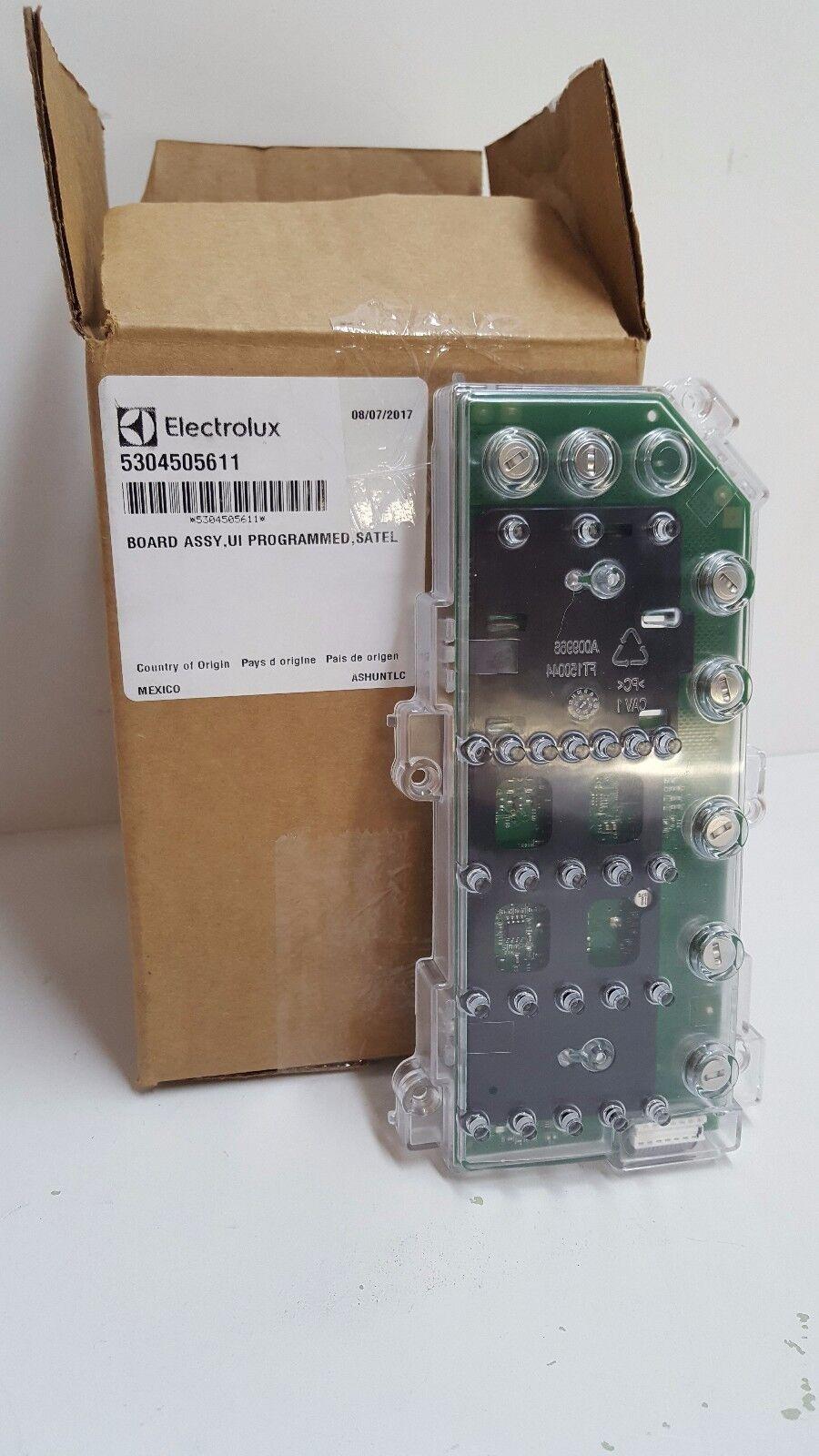 Frigidaire Washing Machine Electronic Control Board 5304505611