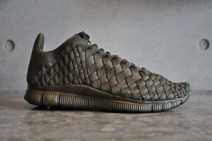 sneakers for cheap 6bf0b 03aeb Image is loading Nike-Free-Inneva-Woven-Tech-SP-Olive-Dark-