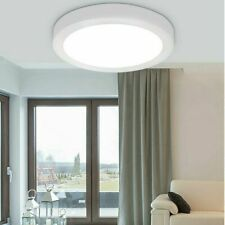 24w Led Ceiling Down Light Panel Surface Mount Kitchen Bedroom Fixture Lamp Usa
