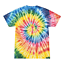 Tie-Dye-Kids-T-Shirts-Youth-Sizes-Unisex-100-Cotton-Colortone-Gildan thumbnail 32