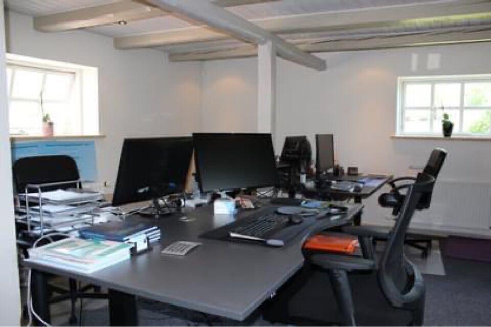 4180 kontor udlejes, grundareal kvm. 150 Juliesmindevej