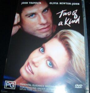 Two-Of-A-Kind-John-Travolta-Olivia-Newton-John-Aust-Region-4-DVD-Like-New