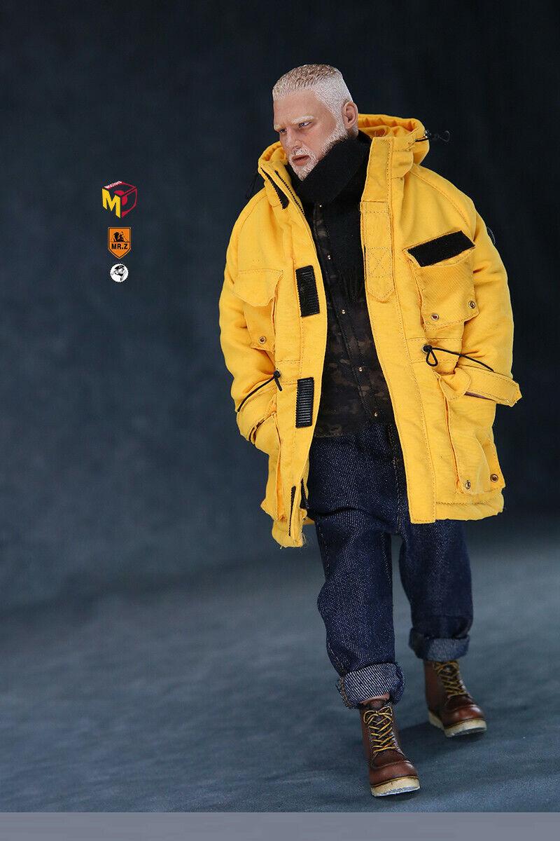 muchas sorpresas Traje de ropa de 12  figuras 1 1 1 6th Mr. Z MCC021 Para Hombre Abrigo Informal amarillo el gran problema  Venta en línea precio bajo descuento