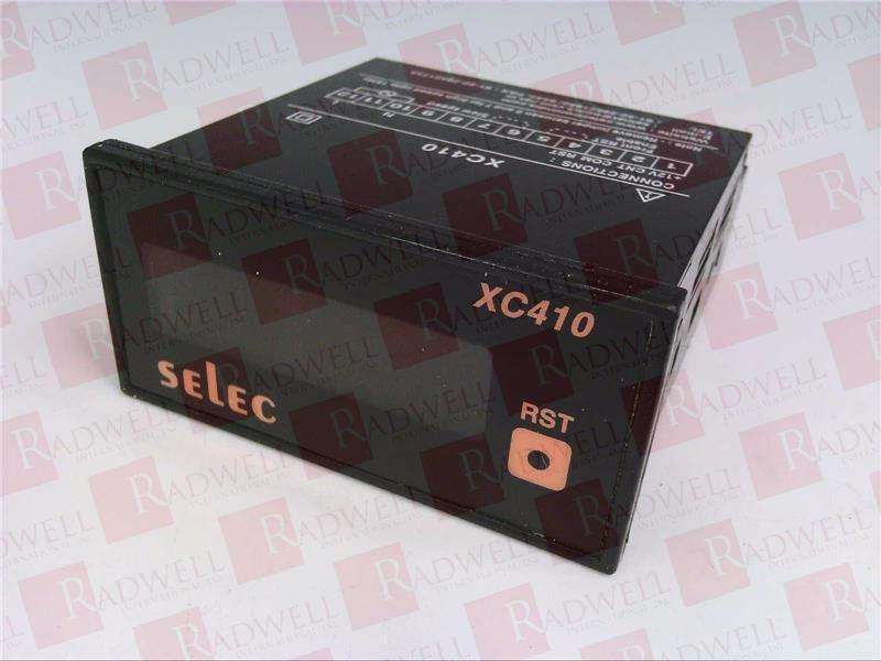 SELEC XC410   XC410 (NEW IN BOX)