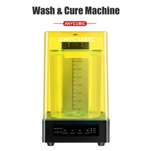 ANYCUBIC All-in-one Wash & Cure Machine Imprimante 3D 360° rotating curing EU