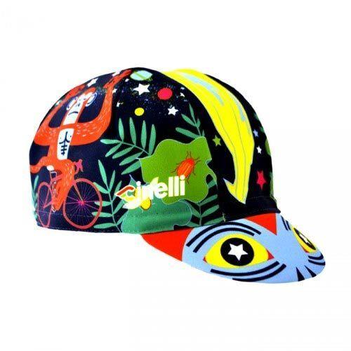 Made In Italy Cinelli Jungle Zen Cap