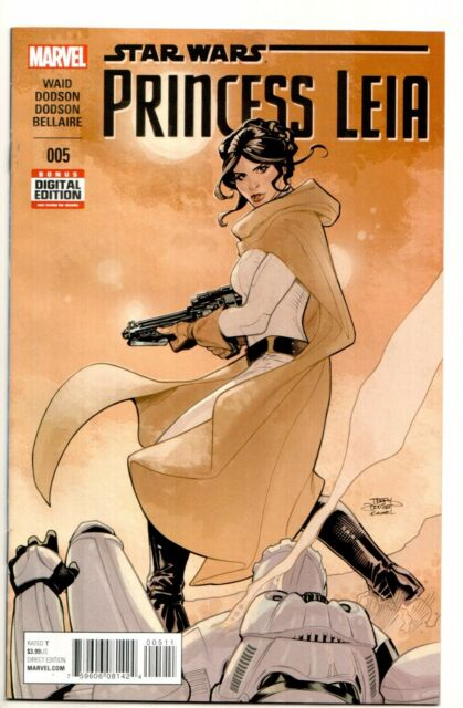 Star Wars Princess Leia #5 (Marvel, 2015) - New/Unread (VF/NM+)