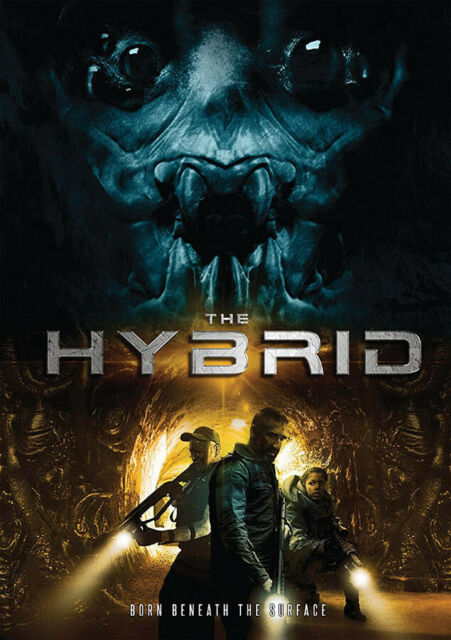 THE HYBRID (SLIPCOVER) (BILINGUAL) (DVD)