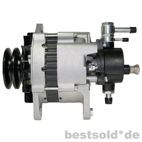 LICHTMASCHINE Generator NISSAN TERRANO II  2.7 TD URVAN 2,3 D 2.5D 70A NEU TOP