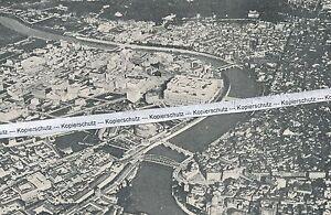 Rom - Roma - Engelsburg - Luftbild  - um 1905 -  selten - L 17-19