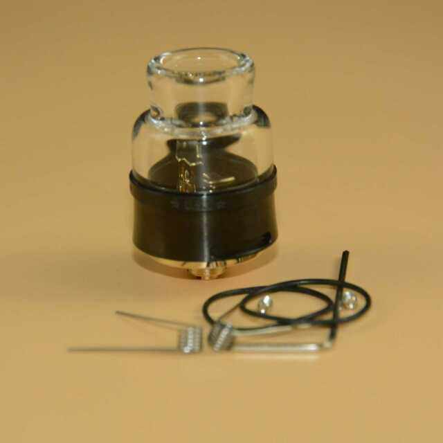 24mm Glass US1 Atty RDtA BLACK