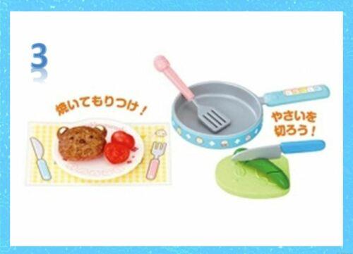 Re-Ment Japan Miniature Sumikko Gurashi Exciting Cooking 700yen rement No.03