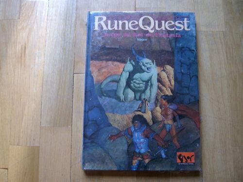 RUNEFRÅG - libro B - 5533;65533;sico - juego de rol - JOC Internacional - Precentido