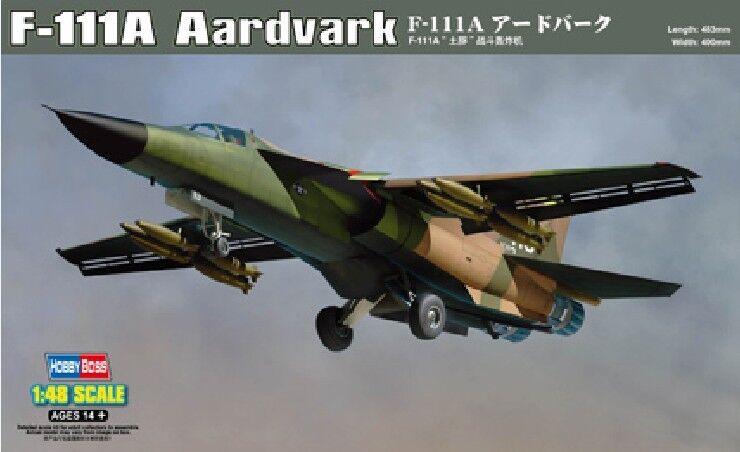 Hobbyboss 1 48 80348 F-111A Aardvark