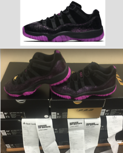 "Air Jordan 11 Low WMNS""Rook To Queen"" Fuchsia Blast Maya More AR5149-005 Sz 5~12 Seasonal clearance sale"