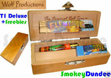 Wolf Productions T1 Deluxe Rolling Box WT1V