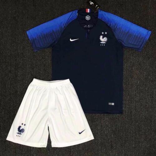 N°10 MBAPPE PROMO Ensemble maillot Short Chaussette Equipe de France 2 étoiles
