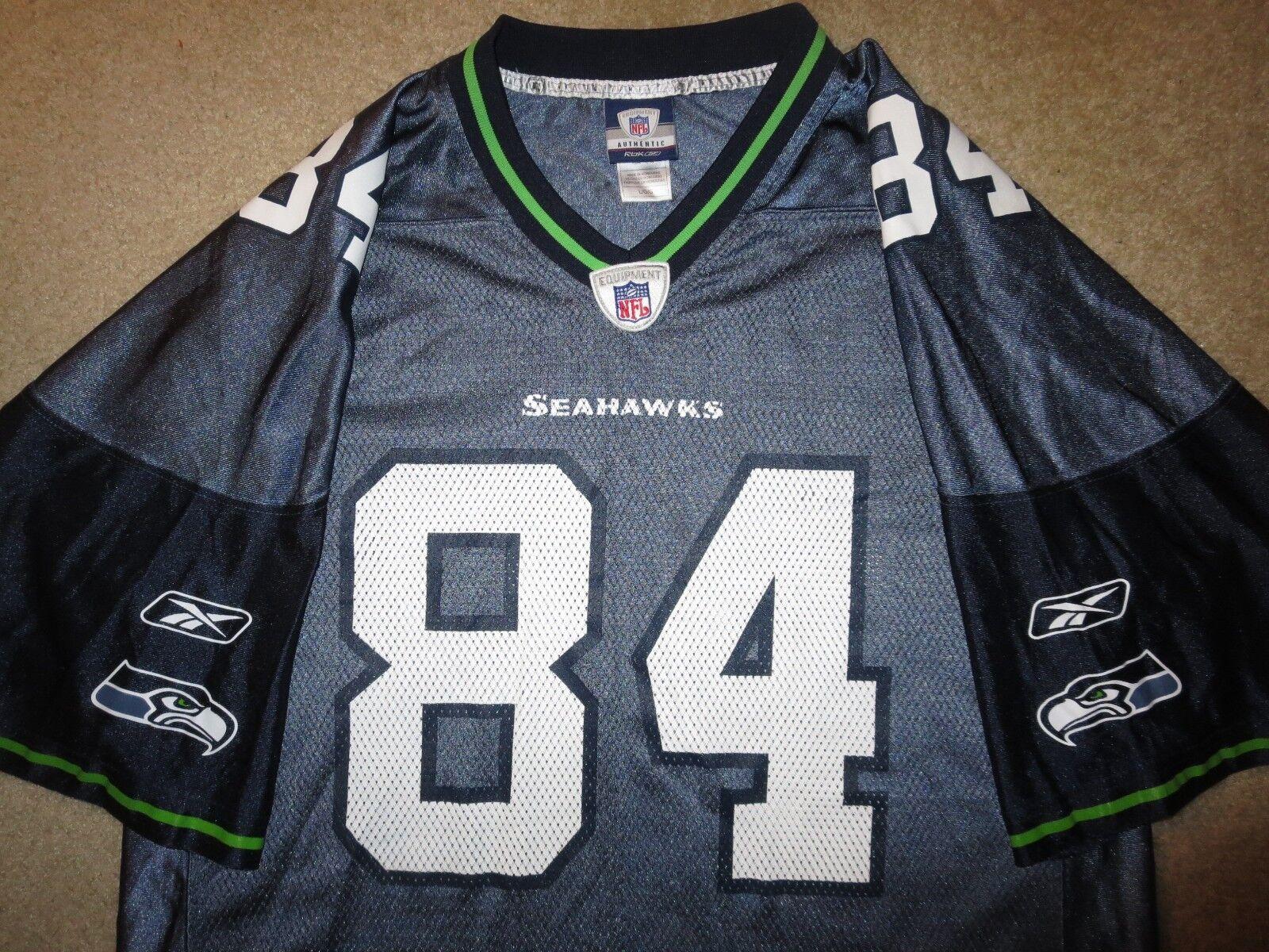Seattle Seahawks  84 84 84 Houshmandzadeh Reebok NFL Trikot L L  | Maßstab ist der Grundstein, Qualität ist Säulenbalken, Preis ist Leiter  4713c3
