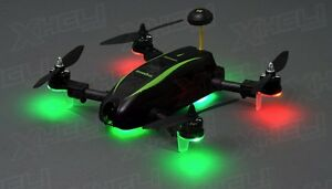 Top-RC-KDW280-Brushless-Lipo-FPV-Racing-Drone-Quadcopter-Drone-Racer-RTF-Black