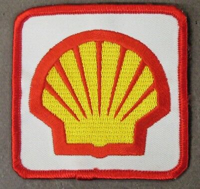 Patch Iron on For GULF Vintage Motor Oil Gas Pump Garage t Shirt Sign Badge Logo