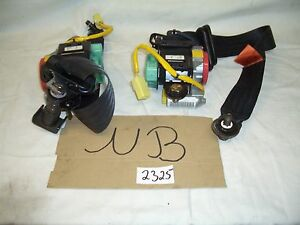 Anschnallgurt  Gurt  Gurtstraffer  mx5  mx 5  mx-5  miata  MK2  NB  Nr. 2325
