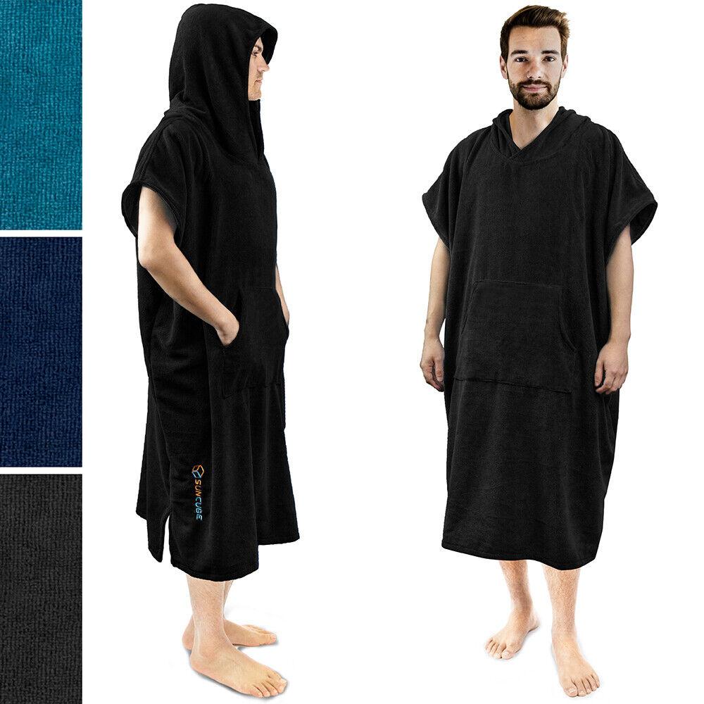 Unisex Hood Handtuch ändern Robe Surf Beach mit Kapuze Poncho