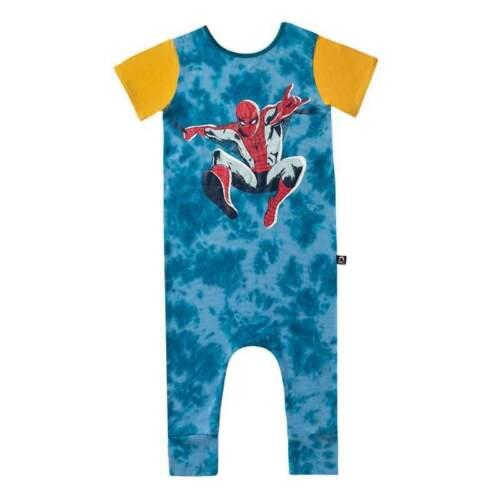 /'SPIDERMAN/' MARVEL x RAGS SHORT SLEEVE RAG TIE DYE Toddler  Size