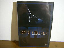 OTIS REDDING Remembering Otis DVD Nuovo