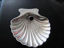Tiffany & Co. Sterling 925 Silber Stiftehalter Muschel Nr 25108 Top 7 x 6.5 cm