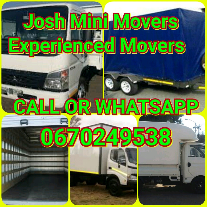 We have multi sized vans and trucks to suit most needs & budgets   and