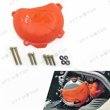 ABS Clutch Cover Guard for KTM 250 350 SX-F XC-F EXC-F/6 DAYS XCF-W 2014-2016