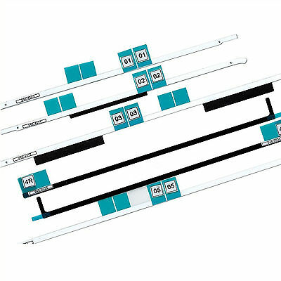 OEM for  iMac Computer A1418 21.5-inch LCD Screen Adhesive Strips Tape Kit B ho