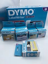New Dymo Labelwriter 450 Twin Turbo Label Thermal Printer Bundle