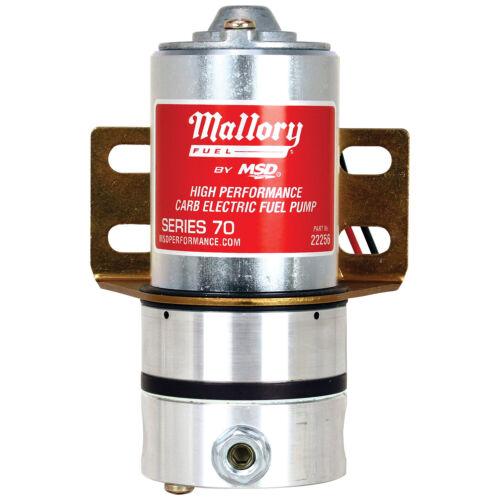 Mallory 22256 Mallory Model 70 Fuel Pump